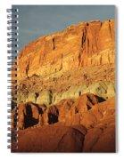 Capital Reef National Park Spiral Notebook