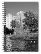 Capital Spiral Notebook