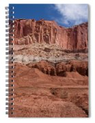 Capitol Reef Majesty Spiral Notebook