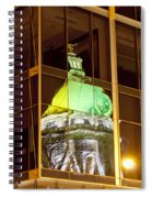 Capitol Reflection Spiral Notebook