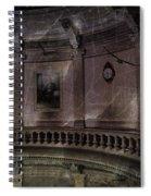 Capitol Silence Lansing Michigan Spiral Notebook