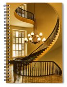 2 - Capitol Staircase - Montgomery Alabama Spiral Notebook