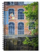 Capitola Cotton Yarn Mill Spiral Notebook