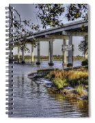 Cappy's By Water Spiral Notebook