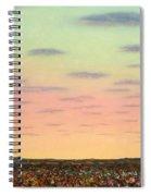 Caprock Sunrise Spiral Notebook