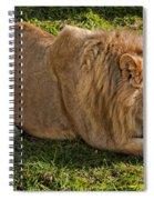 Captain Crunch Spiral Notebook