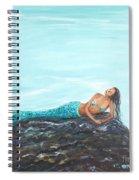 Captivating Mermaid Spiral Notebook