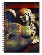 Captive In Stone Spiral Notebook