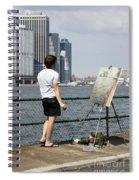 Capture Of A Capture Spiral Notebook