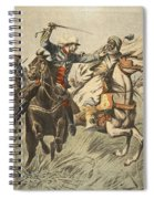 Capture Of Samory By Lieutenant Spiral Notebook