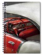 Car - Classic 50's  Spiral Notebook