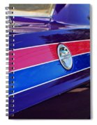 Car Colors Spiral Notebook