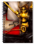 Car - Model T Ford  Spiral Notebook