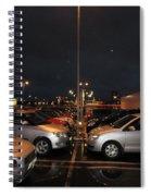 Car Park Beauty Spiral Notebook