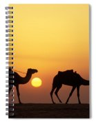 Caravan Morocco Spiral Notebook