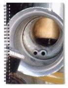 Carb Spiral Notebook