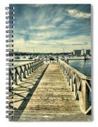 Cardiff Bay Wetlands 2 Spiral Notebook