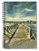 Cardiff Bay Wetlands Spiral Notebook