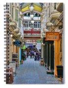 Cardiff Wyndham Arcade 8275 Spiral Notebook