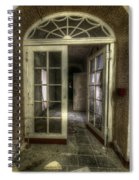Care Home Arch Spiral Notebook