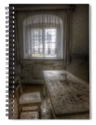 Care Home Kitchen Spiral Notebook