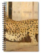 Caresses Spiral Notebook