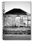 Caribbean Architecture Spiral Notebook