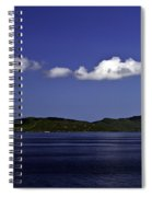 Caribbean Breeze Eleven Spiral Notebook