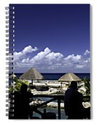 Caribbean Breeze Two Spiral Notebook
