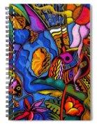 Caribbean Spiral Notebook