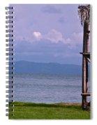 Caribbean Lifeguard Spiral Notebook