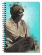 Carl Sandburg Spiral Notebook