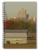 Carls Barn And The Arch Spiral Notebook