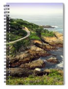 Carmel Highlands Spiral Notebook