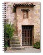 Carmel Mission Basilica, Carmel, California Spiral Notebook