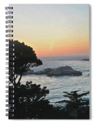 Carmel's Scenic Beauty Spiral Notebook