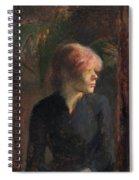 Carmen Gaudin Spiral Notebook