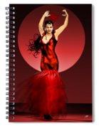 Carmen Amaya Spiral Notebook