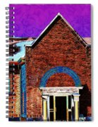 Carnegie Library North Platte Spiral Notebook