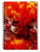 Carnevale Di Venezia 100 Spiral Notebook