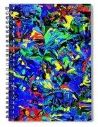 Carnival 2015  Spiral Notebook