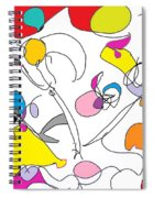 Carnival Spiral Notebook