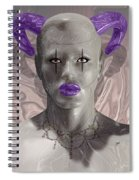 Carnival Of Robotic Dionysus Spiral Notebook