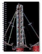 Carnival Towers Spiral Notebook