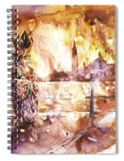 Carnivale- Italy Spiral Notebook