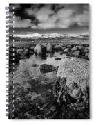 Carnlough Bay Spiral Notebook