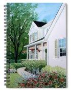 Carols Place Spiral Notebook