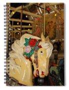 Balboa Park Carousel Spiral Notebook