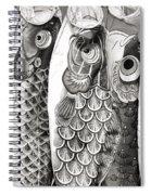 Carp Kites Spiral Notebook