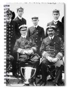 Carpathia Crew, 1912 Spiral Notebook